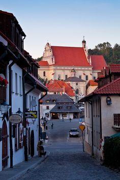 St. John the Baptist & St. Bartholomew Parish Church, Kazimierz Dolny, Poland