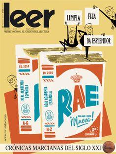 Revista leer: un clásico. Centenario, Magazines, 21st Century, Door Prizes, Journals, Reading, Magazine, Logs