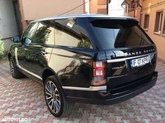 Second hand Land Rover Range Rover - 79 700 EUR, 89 000 km, 2013 - autovit.ro