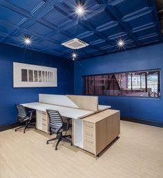Offices, Corner Desk, Loft, Bed, Furniture, Home Decor, Corner Table, Decoration Home, Stream Bed