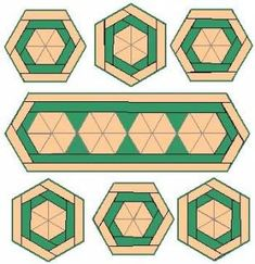 24 Ideas hexagon quilting ideas table runners for 2019 Quilted Table Runners Christmas, Table Runner And Placemats, Table Runner Pattern, Hand Quilting Designs, Quilting Projects, Hexagon Quilting, Quilting Ideas, Sewing Projects, Table Topper Patterns