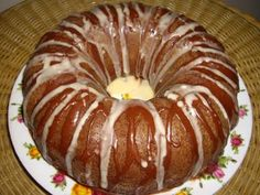 Chocolate-Orange Bundt Cake