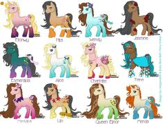 Disney and My Little Pony. I haven't cared about My Little Pony in over 20 years but I love this Disney And More, Disney Girls, Disney Love, Disney Style, Mlp My Little Pony, My Little Pony Friendship, The Little Mermaid, Disney And Dreamworks, Disney Pixar