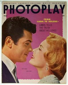 Photoplay Magazine 1953 Vol. 43 No. 5, Tony Curtis, Janet Leigh