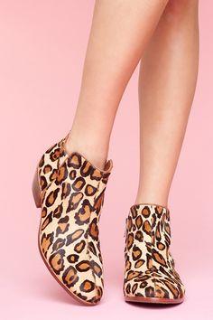 Sam Edelman: Leopard Boot...need!