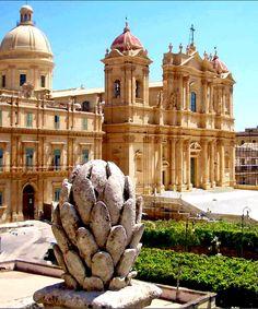 Noto Cathedral, Province of Syracus, Sicilia