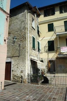 Soldano (IM), Val Verbone, scorcio del centro storico