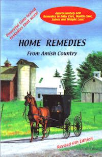 Experience Amish Home Remedies