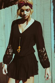 The Boho Garden - I'm not sure about the necklace thing on it...but without it, it's great