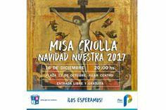 Pilar volverá a vibrar con la Misa Criolla y Navidad Nuestra