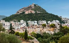 Landmarks: Areopagus Hill - Greece Is Ancient Greek, Athens, Things That Bounce, Grand Canyon, Greece, Culture, History, Travel, Greece Country