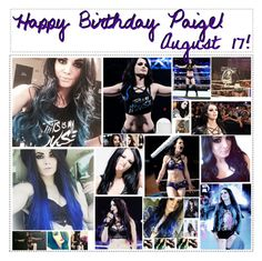 """""""Happy Birthday Paige!"""" by caton-486 ❤ liked on Polyvore"""