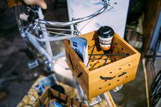 Paperspokes Crates #bikelove #bike #crates