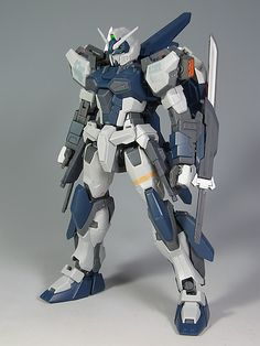 1/100 Buster Gundam w/ Duel Gundam & Other Parts Looks like Hobby no Toriko is once again kit bashing something awesome. CLICK ...