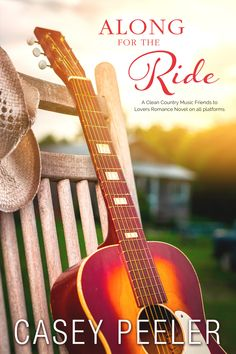 Discover Along for the Ride- A friends to lovers country music book.  It releases July 14, 2020.  Preorder your copy today and download a free copy of To the Pier Books To Read For Women, Books For Moms, Nicholas Sparks Novels, Lovers Romance, Long Time Friends, Country Music Artists, Romance Books, Destress, July 14