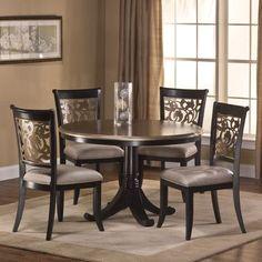 Rosalind Wheeler Albright 5 Piece Dining Set