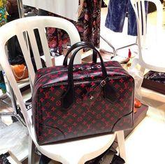 Backstage at Louis Vuitton Spring-Summer 2015 Fashion Show #PFW #RTW #SS15 #LouisVuitton #LVMH