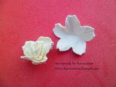 .: Tutorial Thursday - Little roses - DT La-La Land Crafts