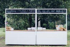 Hampton Event Hire / White VJ Timber bar / Crystal Glassware / Midginbil Hill Wedding / Servicing Brisbane / Gold Coast / Byron Bay {Image by Alice Dalton Photography}