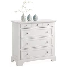 Home Styles Naples White Chest - 14188295 - Overstock.com Shopping - Great Deals on Home Styles Dressers