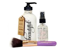 Lulu and Lipstick She is Adored Gift Set