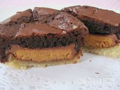 Crafts a la mode : Reese's Peanut Butter Cup Brownies
