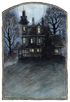 The Spiderwick Chronicles – Tony DiTerlizzi Storyboard Examples, Spiderwick, Holly Black, Dark Forest, Fantasy Books, Children's Book Illustration, Book Characters, Character Drawing, Faeries