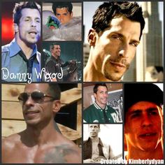 ♥ Created by Kimberlydyan - Danny Wood ♥ Wahlberg Brothers, Matt Goss, Danny Wood, Tv Show Music, Like Fine Wine, Collage Vintage, Gorgeous Men, Beautiful, Music Pictures