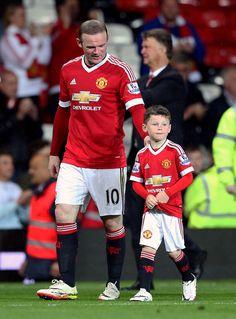 Wayne Rooney & Kai