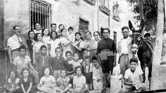 Paseo de Corvera, años 20