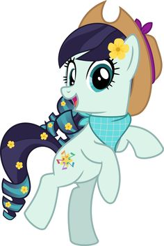MLP Vector - Coloratura #26 by jhayarr23.deviantart.com on @DeviantArt