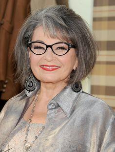 Comedian, Actress & Activist Roseanne Barr.