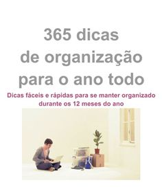 Livros | Vida Organizada