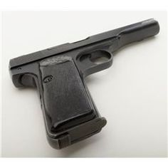 """FN Browning Model 1922 semi-auto pistol, 7.65mm cal., 4-1/2"""" barrel, blue finish, checkered hard rLoading that magazine is a pain! Excellent loader available for your handgun Get your Magazine speedloader today! http://www.amazon.com/shops/raeind"""