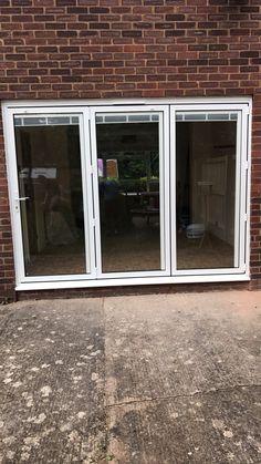 Folding Doors, Garage Doors, Windows, Outdoor Decor, Home Decor, Accordion Doors, Decoration Home, Room Decor, Pocket Doors
