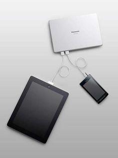 Panasonic External Battery Pack