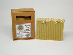 Best oatmeal soap on the market. Packed with natural antihistamines... a great relief for sufferers of itchy skin, chicken pox, poison ivy, insect bites, atopic dermatitis and contact dermatitis.