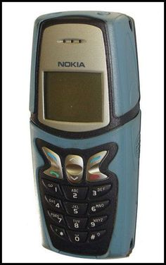 Nokia 5210. You could drop this on the floor and take it in the shower