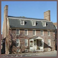 Reynolds Tavern - Bed & Breakfast, Tea Room, Pub and Hotel in Annapolis Maryland.  The best Tea Room I've been to, and I've been to more than I can count