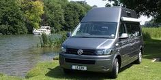 Bildergebnis für high top camper van with bike storage