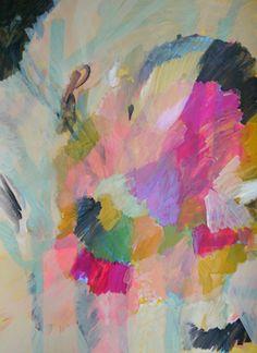 Saatchi Online Artist Greta Taxis; Painting, CACTI EVENING #art