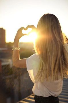 capture the sunlight<3