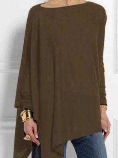 Shirts & Tops, Women's Tops, Long Sleeve Tops, Long Sleeve Shirts, Autism Shirts, Look Fashion, Trendy Fashion, Ladies Fashion, Fashion Art