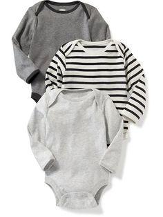 b3ac7e789 6-Pack Neutral Original Bodysuits   Nena, Bebé y Comprar