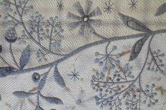 Detail of Yoko Saito Quilt