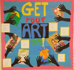 Mrs. Allen's Art Room: Art Room Bulletin Board Ideas