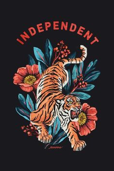 """Raxenne on is part of drawings - Hello agaaain! I'm Raxenne, a graphic designer and illustrator from the 🇵🇭! I love drawing flora, fauna, and patterns Trying a more detailed style this year! (See first photo hehe) 😚🌷🐍🐅🌿💖 VisibleWomen"""" Tiger Illustration, Tattoo Illustration, Love Drawings, Art Drawings, Cute Wallpapers, Wallpaper Backgrounds, Flower Wallpaper, Iphone Wallpaper, Tiger Wallpaper"""