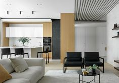 living room Minimalism, Conference Room, Divider, Interior Design, Table, House, Furniture, Home Decor, Dining Rooms