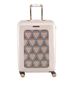 Ted Baker Luggage Floral Hardside Hardside 28-Inch Lightweight Spinner * See this great product.