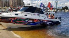 Oh yeah! Go Gators! Florida Gators Football, Gator Football, Saturday Down South, Tim Tebow, University Of Florida, Retro Sneakers, Football Season, Way Of Life, Boat